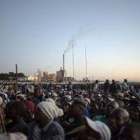 Afrique du Sud: la fin de la grève du platine toujours en suspens