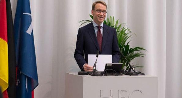 Jens-Weidmann-Bundesbank-HEC-Paris-2013