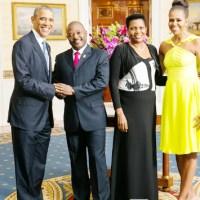 Sommet USA-Afrique : la Délégation Burundaise sourit