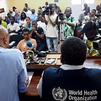 OMS – Déclaration: Considérations éthiques liées à l'utilisation d'interventions non homologuées contre la maladie à virus Ebola