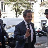 France : Nicola Sarkozy candidat à la présidence de l'UMP