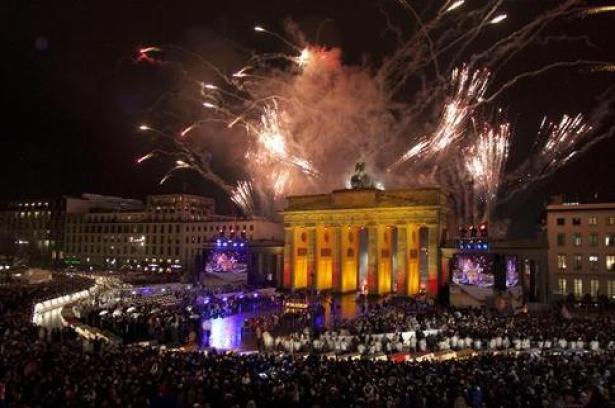 20 Jahre Mauerfall - Fest der Einheit