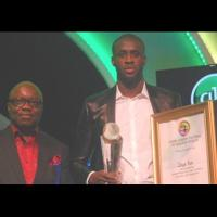 FOOTBALL CLO-CAF AWARDS: ENCORE ET TOUJOURS YAYA TOURE