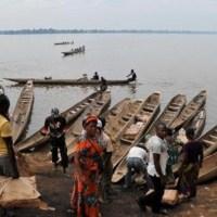 Centrafrique: Près de 100 disparus dans un naufrage sur l'Oubangui