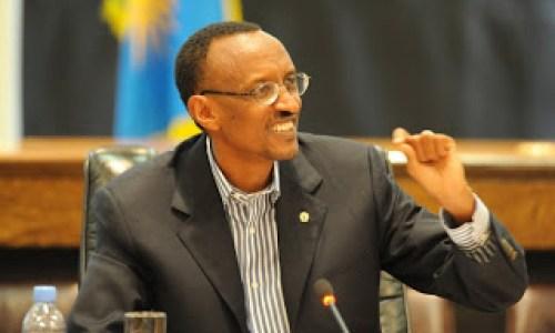 Paul+Kagame