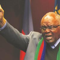 Le président namibien Pohamba remporte le prix de la Fondation Mo Ibrahim pour la bonne gouvernance