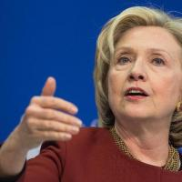 """Everyday Americans need a champion"" Hillary Clinton announces presidential bid"