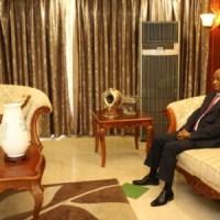 Guinée: Le Président Alpha Condé a reçu Cellou Dalein, chef de l´opposition