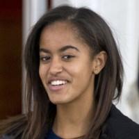 La main de la fille d'Obama réclamée contre des vaches, des moutons et des chèvres