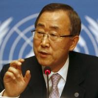 """Mali:Ban Ki-moon salue la signature de l'Accord de Paix au Mali, """"Base solide pour une paix durable"""""""