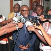Sénégal : Me Sidiki Kaba sur l'Affaire Karim Wade: « L'Onu n'est pas un Tribunal pour Juger »