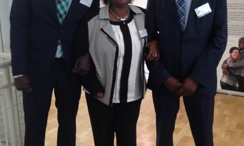 Saliou Gueye et Député Karamba Diaby