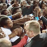 Afrique : Barack Obama continue sa tournée en Ethiopie