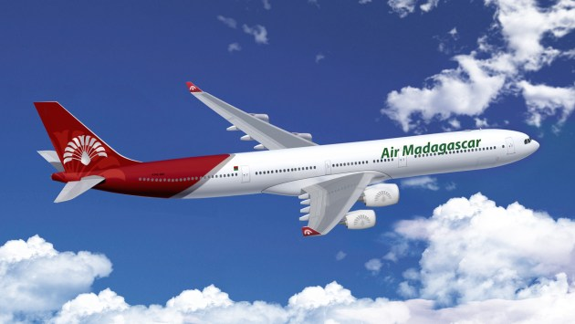 Airbus-Air-Madagascar-A340