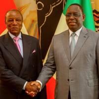 Sénégal: Les journaux font la part belle à Alpha Condé