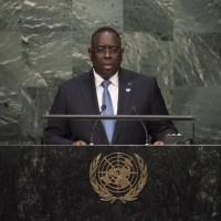 ONU: Le Président du Sénégal appelle à lutter contre les flux financiers illicites en Afrique et prône pour un monde juste et équitable