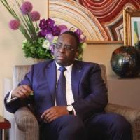 Macky Sall, président du Sénégal, invité d'iTELE