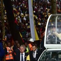 Afrique: Le pape à Bangui, étape la plus risquée de son voyage