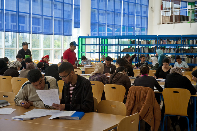 morocco-university-library