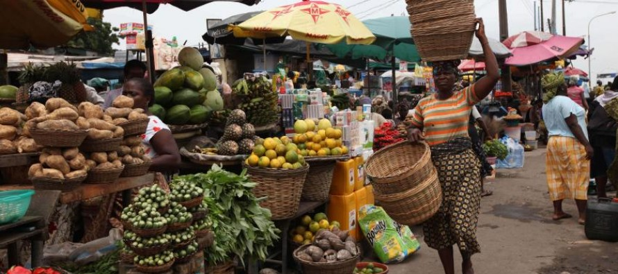 Marche-au-Nigeria