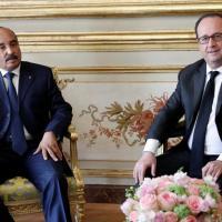 Entretien avec M. Mohamed Ould Abdel Aziz Président de la République islamique de Mauritanie