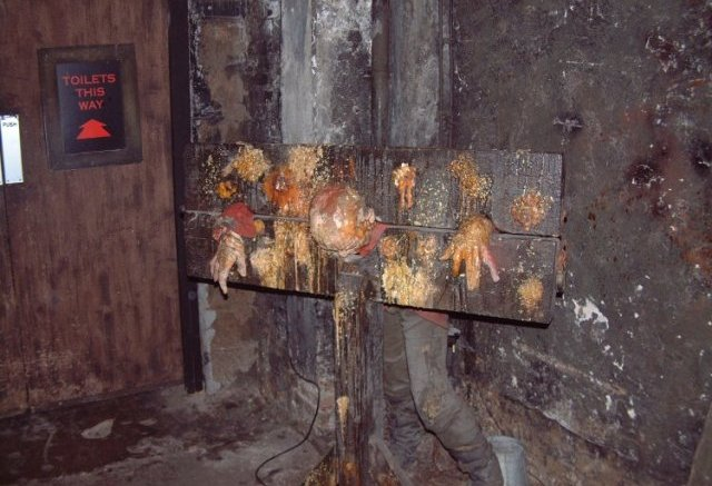 musée de l'horreur