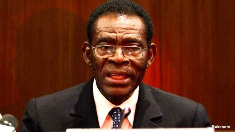 réseaux français Téodoro Obiang Nguema Mbasogo