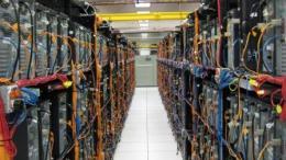 Baies serveurs Huawei au Gabon