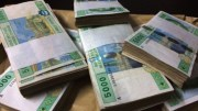 Les billets du franc CFA