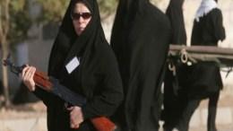 femmes terroristes