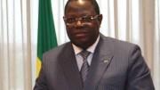 Emmanuel Issoze Ngondet, Premier ministre du Gabon
