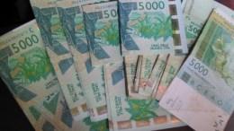 Le franc CFA Africa