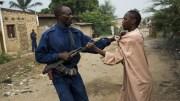 violence au Burundi