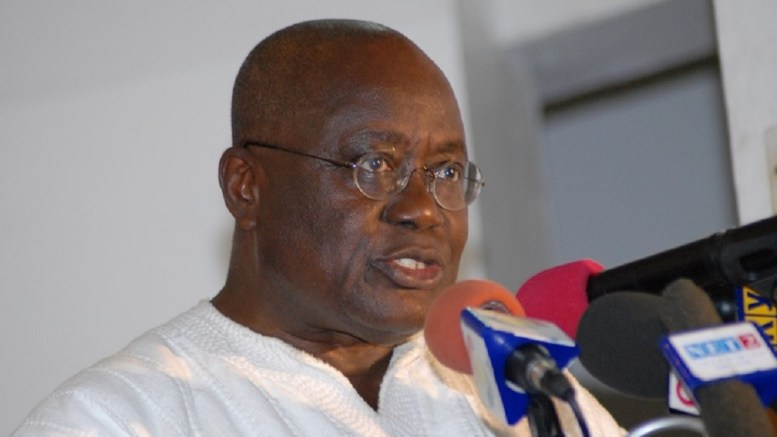 Nana Akufo-Addo, le président du Ghana