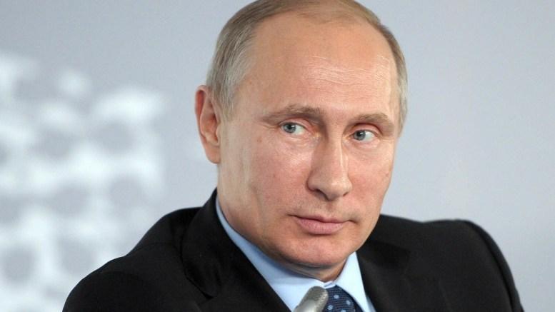 Vladimir Poutine parle de la Catalogne