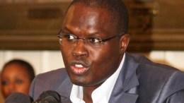 Khalifa Sall, le Maire de Dakar