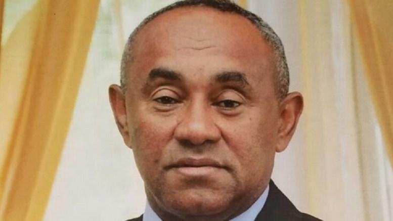Ahmad Ahmad le nouveau président de la CAF - CAF : Issa Hayatou détrôné par Ahmad Ahmad