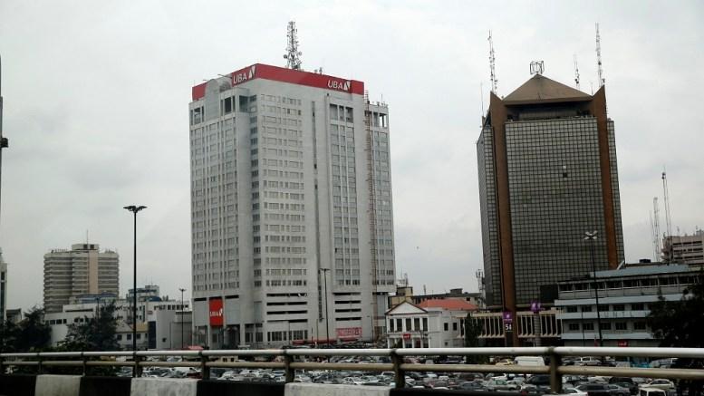 Le siège de la UBA à Lagos