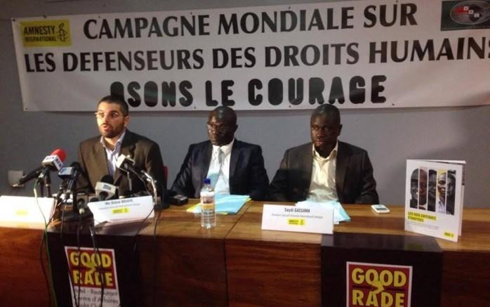 amnesty international osons le courage