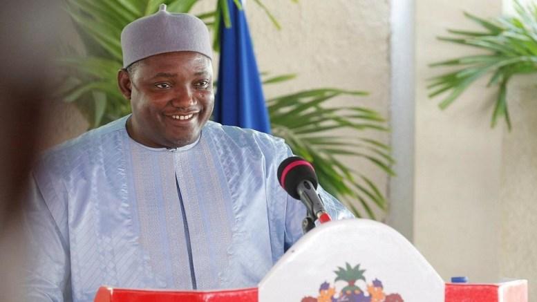 Adama Barrow
