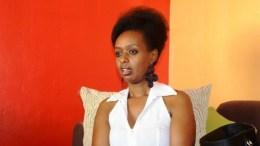 Diane Rwigara en forme