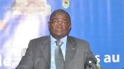 Paul Biyoghé Mba au dialogue du Gabon