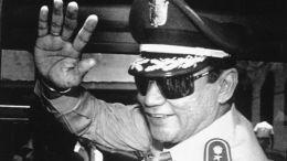 Panama Manuel Noriega