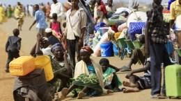Famine au Sud soudan