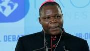 Le cardinal Dieudonné Nzapalainga