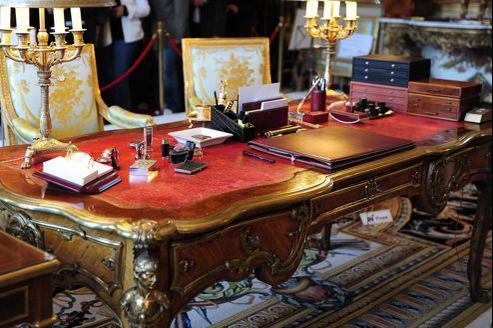 fauteuil vice-président
