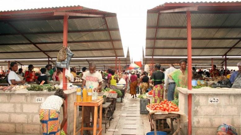 RDC : Deux morts dans l'attaque du marché central de Kinshasa