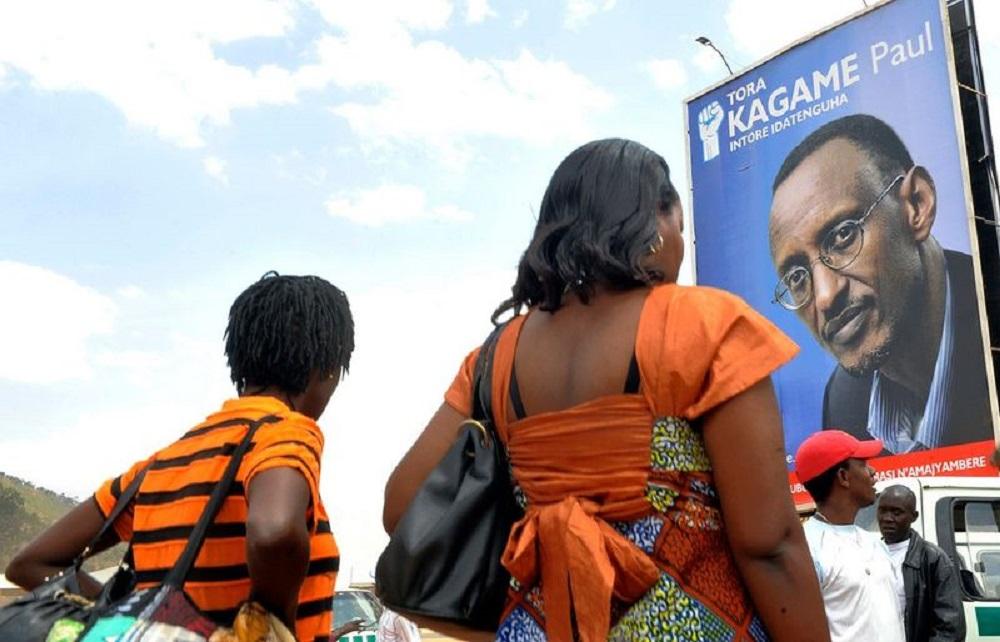 Kagame grand favori de la présidentielle — Rwanda