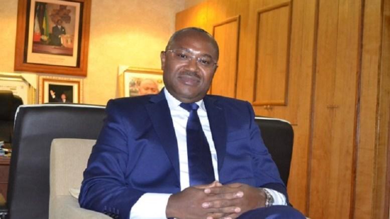 Jean-Fidèle Otandault (photo autre presse par DR)