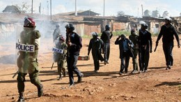 Troubles au Kenya